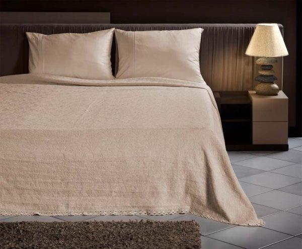 Κουβέρτα υπέρδιπλη art-1348 Lavish Antique