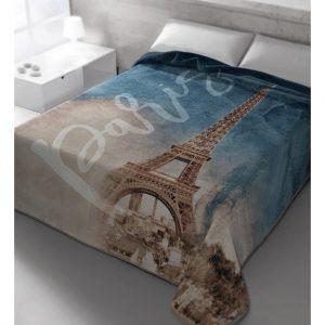Κουβέρτα μονή 303 Paris BELPLA