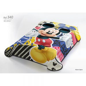 Κουβέρτα DISNEY 340 MICKEY BELPLA
