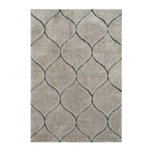 Χειμερινό χαλί CALIFORNIA P313C GREY kouliscarpets