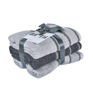 Πετσέτες προσώπου 50Χ90 σετ 3 τεμ. ZANA 22 KENTIA