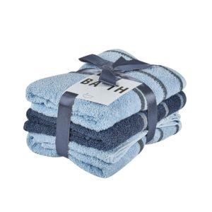 Πετσέτες προσώπου 50Χ90 σετ 3 τεμ. ZANA 19 KENTIA