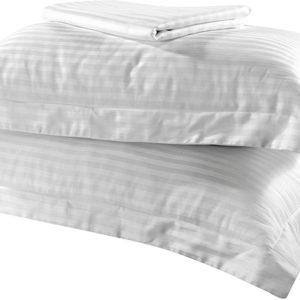 Σετ σεντόνια υπέρδιπλα Dobby Stripe 1381 BEAUTY HOME