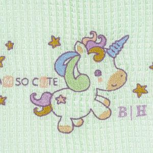 Κουβέρτα πικέ Art 5163 BEAUTY HOME