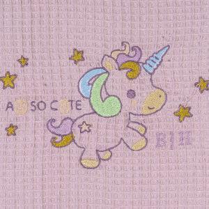 Κουβέρτα πικέ Art 5169 BEAUTY HOME