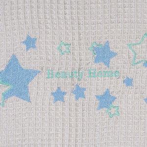 Κουβέρτα πικέ Art 5170 BEAUTY HOME