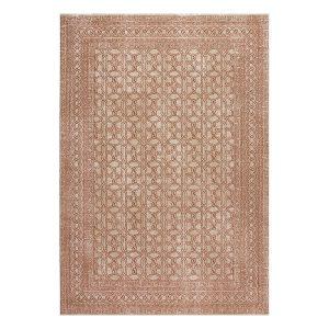 Χαλί Mystic Art 9313 - Γκρι, Ροζ Beauty Home