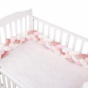 Βρεφική πάντα κούνιας Art 5173 - 18x220 Ροζ Beauty Home