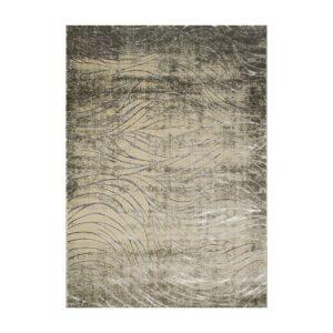 Χαλί χειμερινό 165×230 Davinci 7524b Grey VISON kouliscarpets