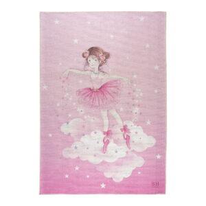 Χαλί Cool Art 9544 Ροζ Beauty Home