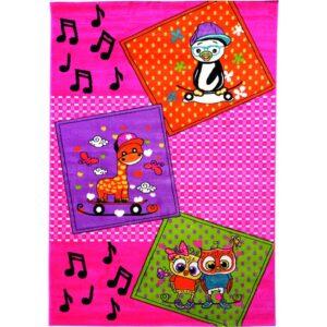 Παιδικό Χειμερινό χαλί 133X190 A172 MADI