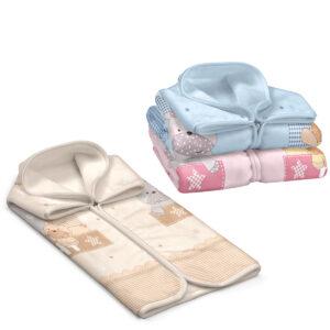 Υπνόσακος κουβέρτα 80Χ90 664 BELPLA