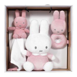 Βρεφικό σετ δώρου 47-3629 Pink Miffy